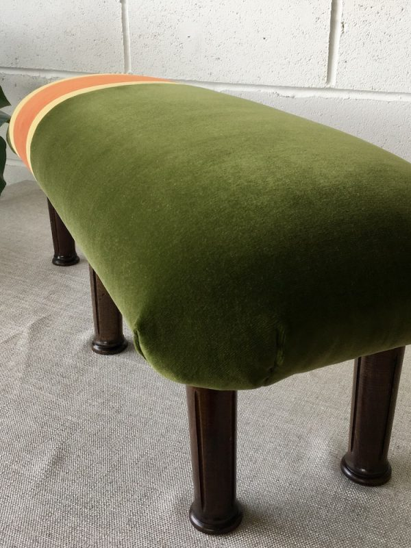 Roger the recycled footstool