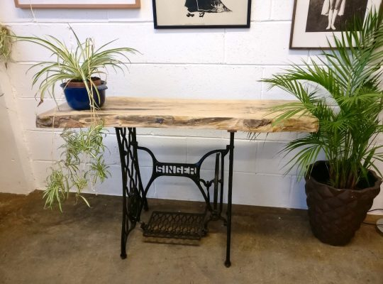 Singer Console Table
